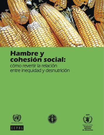 Hambre y cohesión social