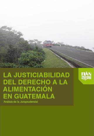 La Justiciabilidad del Derecho a la Alimentación en Guatemala: Análisis Jurisprudencial