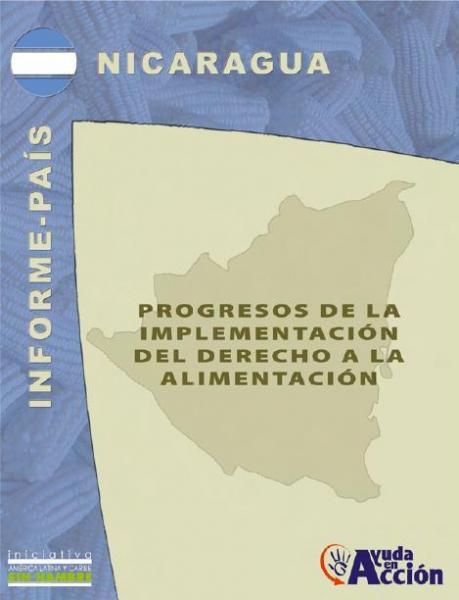 Progresos de la implementación del Derecho a la Alimentación en Nicaragua