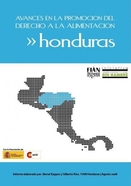 Avances en la promoción del Derecho a la Alimentación en Honduras