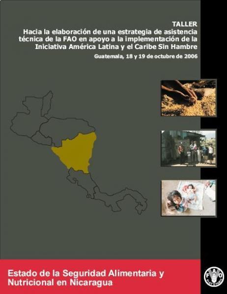 Estado de la Seguridad Alimentaria y Nutricional en Nicaragua