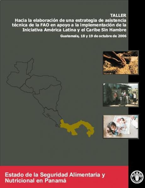 Estado de la Seguridad Alimentaria y Nutricional en Panamá