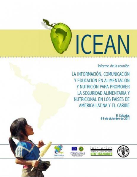 Información, Comunicación y Educación en Alimentación y Nutrición para Promover la Seguridad Alimentaria y Nutricional en los países de América Latina y el Caribe