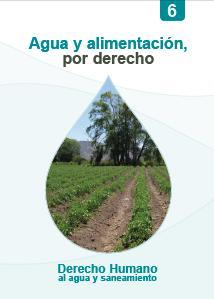 Agua y alimentación, por derecho