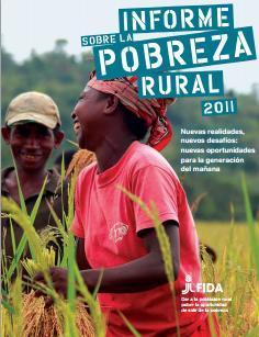 Informe sobre la Pobreza Rural 2011.