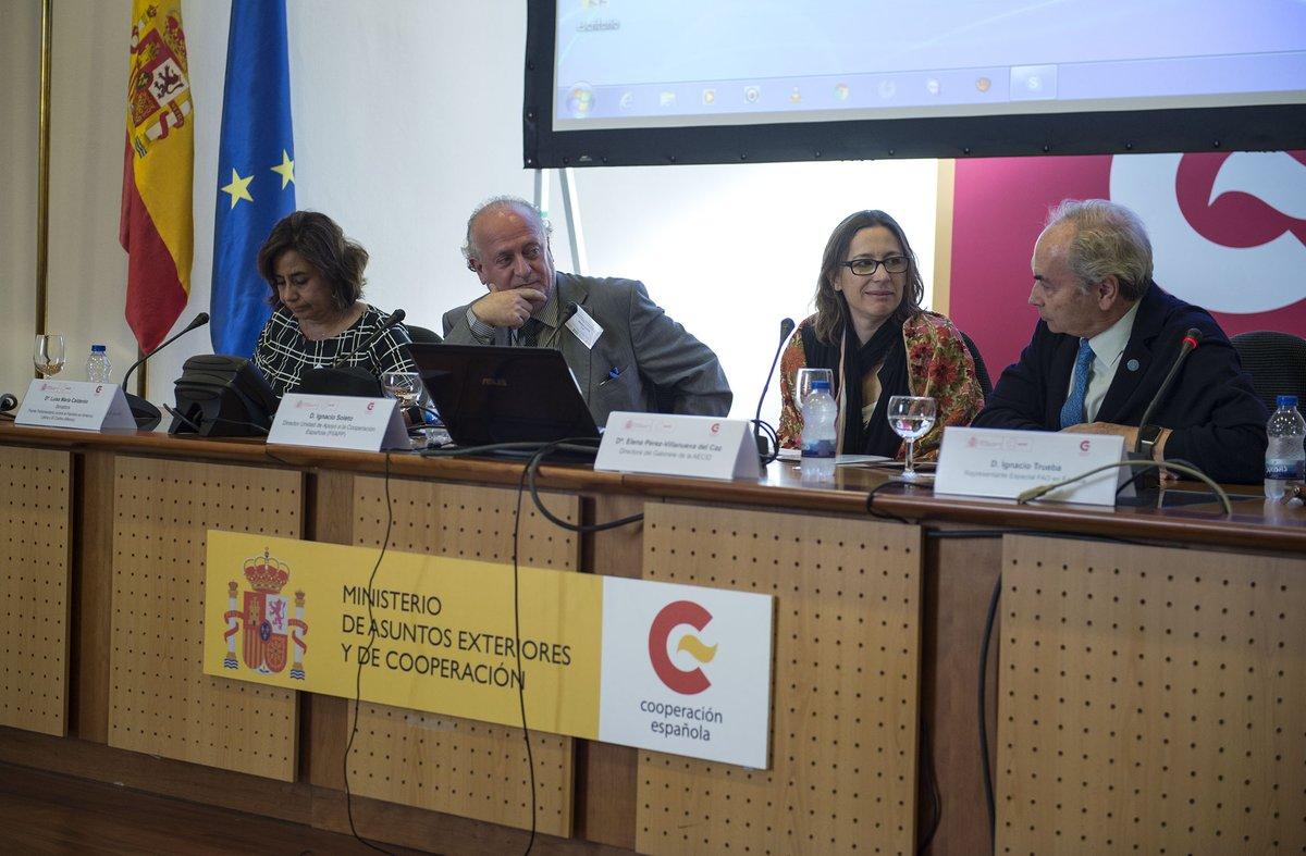 ODA-ALC y universidades de España avanzan en el objetivo Hambre Cero de la Agenda 2030